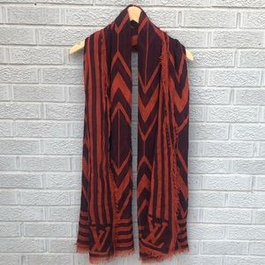 NEW LOUIS VUITTON Cashmere Silk Karakoram Stole